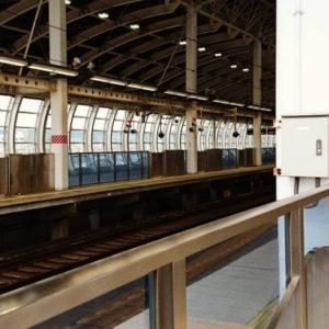 東北新幹線八戸駅