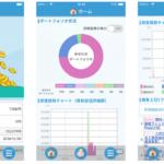 SBI証券のかんたん積立アプリ画面